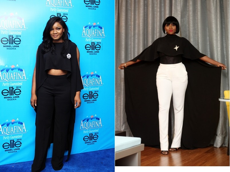 Double Take : Omotola vs Waje