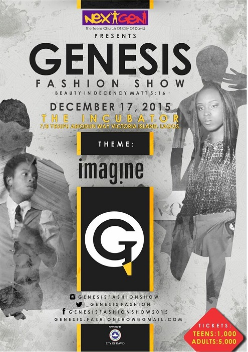 City Of David Teens Debut Season 2 of The Genesis Fashion Show