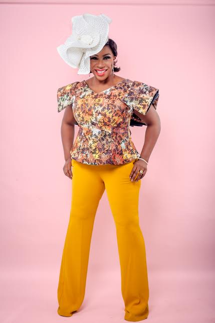 Designer - NHN Is Not Just Fashion but A Ministry says Nkechi Harry Ngonadi