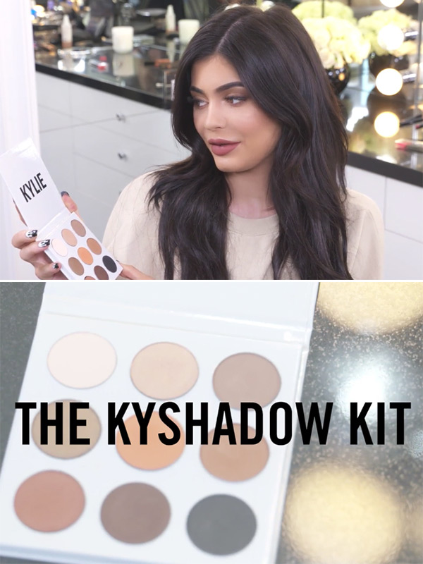 Reality Star- Kylie Jenner's Kyshadow Palette- Sold Out In less than 6 hours After Release