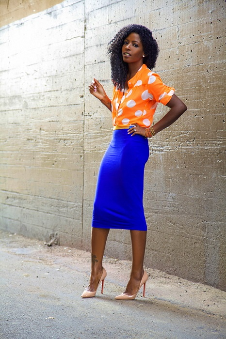 4 Pencil Skirt Rules  For Your Body Type