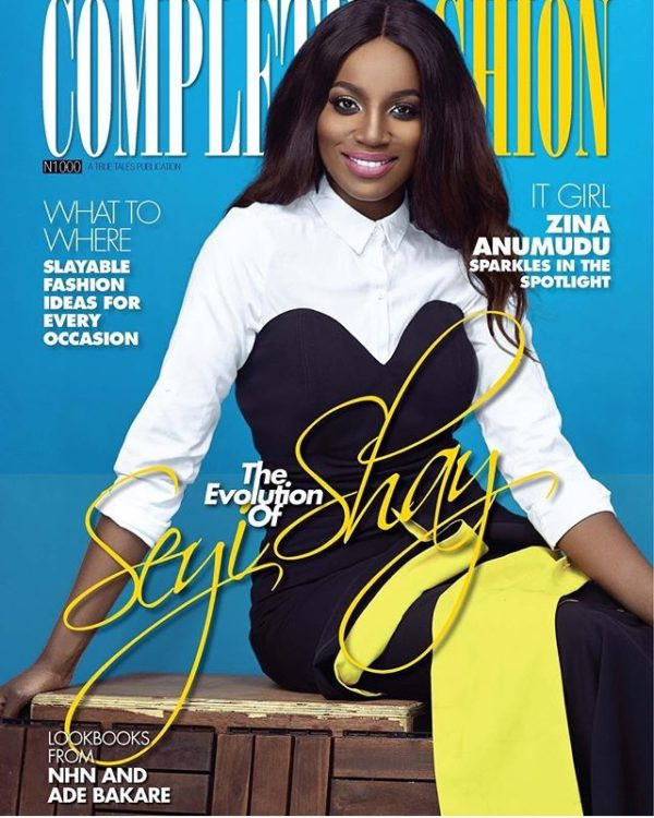 Falz & Seyi Shay Cover Complete Fashion Magazine's Latest Issue