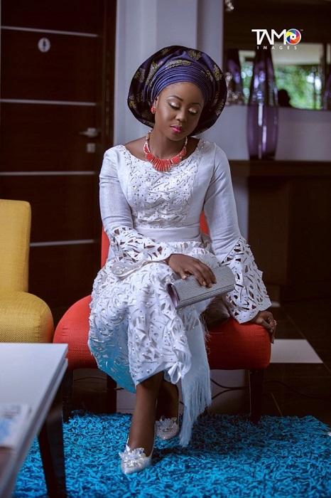 Sika Osei & Atinuke Solanke are The Latest Yoruba Brides of Gbenga ArtSmith's Latest Beauty Shoot