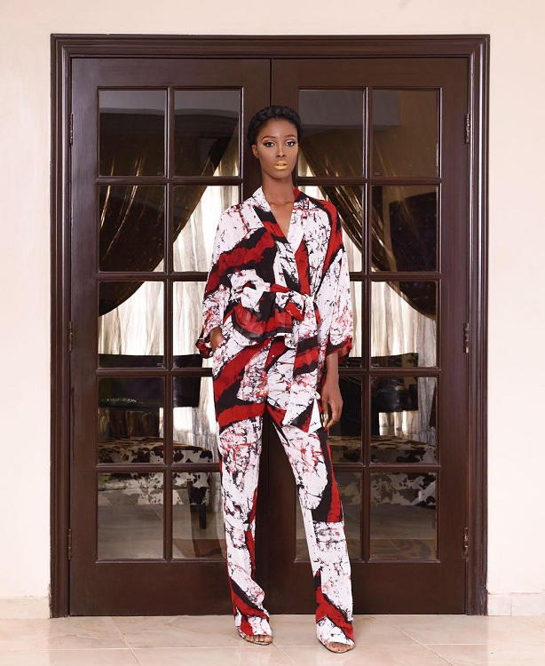 AMEDE brings forth her SS17 collection titled