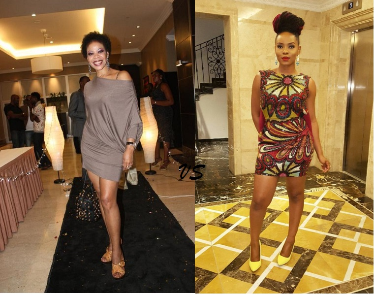....This Is Intellectual Property Theft ....Ace Nigerian Designer Zizi Cardow Accuses Yemi Alade