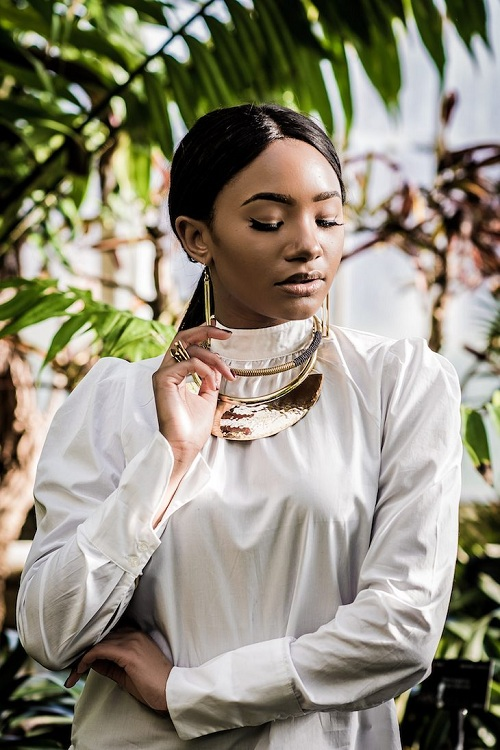 Super Rich Kid and Personal Style Blogger - Temi Otedola debuts Luxury Fashion Accessory Line
