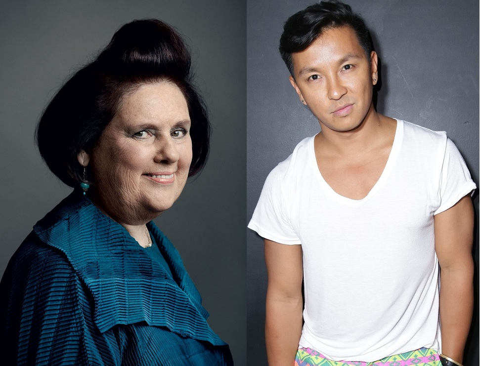 Suzy Menkes Tells Prabal Gurung to Wake Up