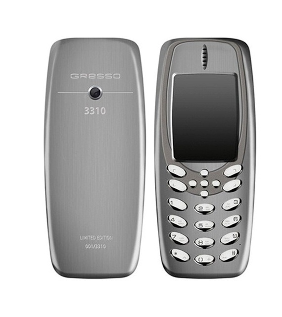 Only for the Rich Please! Introducing the Nokia Gresso 3310
