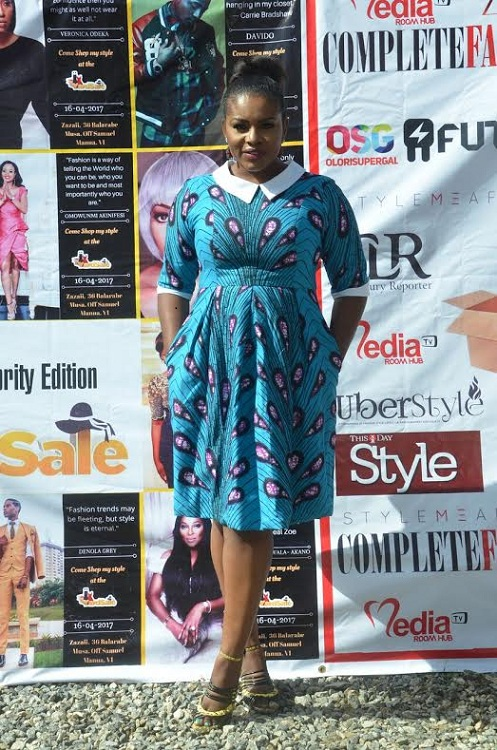 Marcy Dolapo Oni, Davido, Veronica Odeka, Monica AwedbyMoni, Elohor Isorho , Bisola Kola Daisi and others Showcase at Yardsale Nigeria, the Celebrity Edition