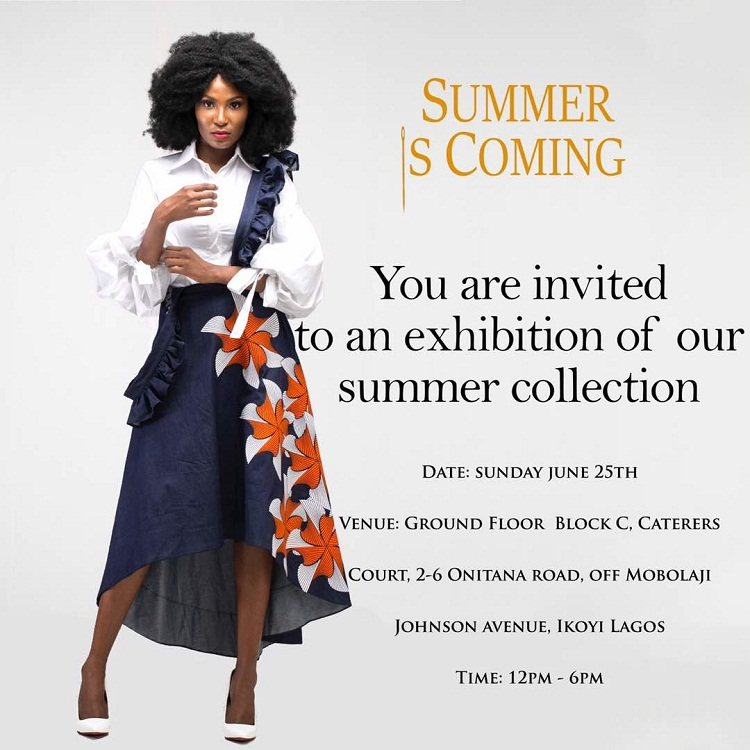 Unveiling Summer Is Coming by Tae Womenswear brand