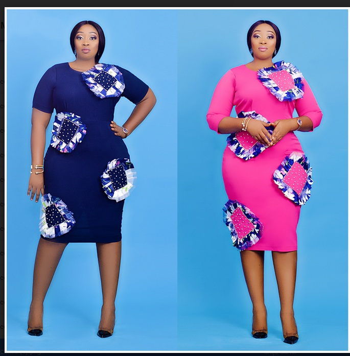 Plus Size Women Brand - Makioba Showcases SS17 'Efflorescence' Mid-Season Collection