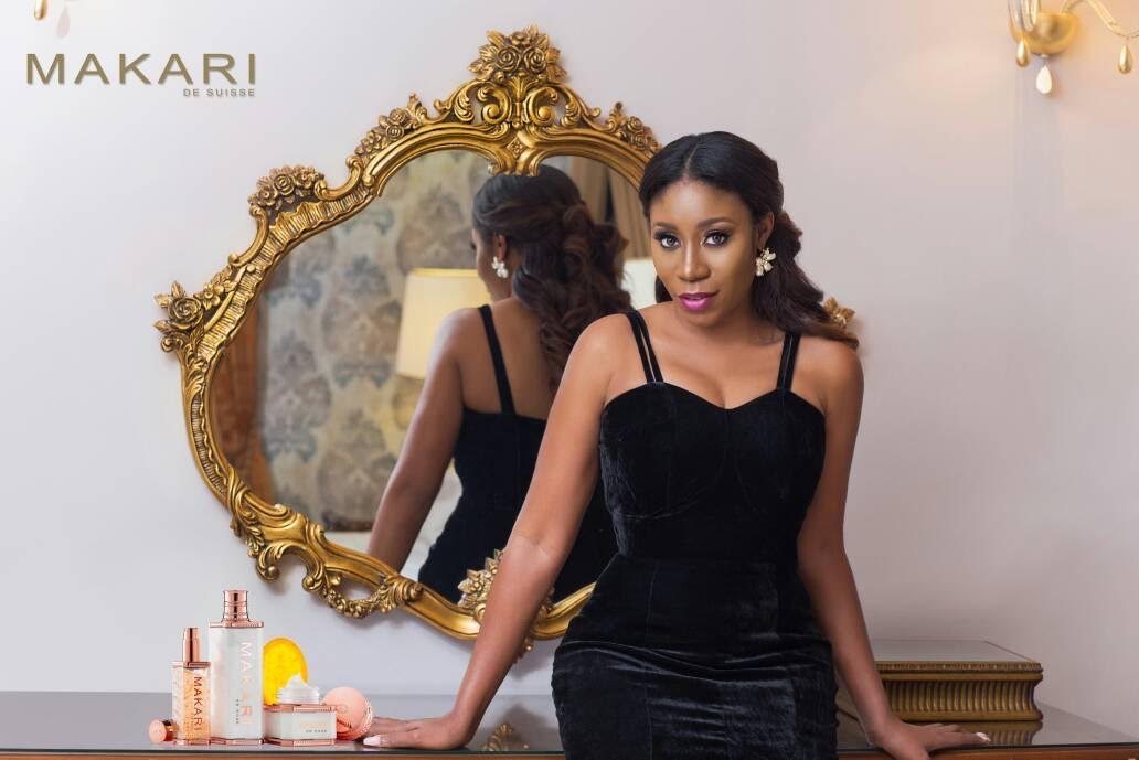 On Air Personality - Kaylah Oniwo Is the IT Girl for Makari 24 karat Gold