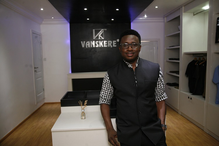 ....Every body around you takes money from you, but only your customer gives you money..... Luxury Menswear Designer - Evans Akere Speaks on Running A Successful Fashion Business