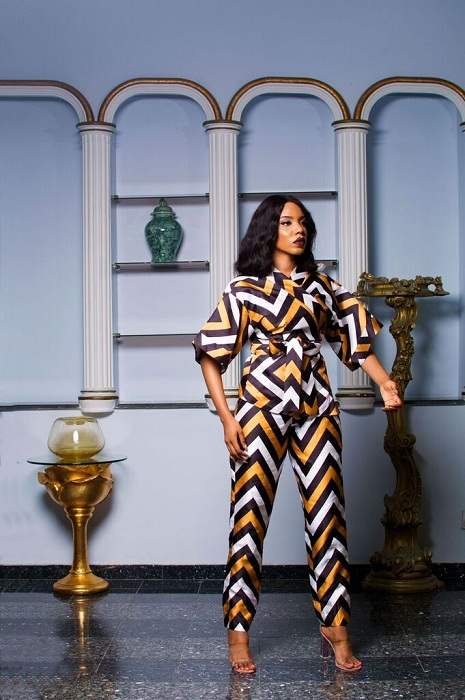 Eponymous womenswear fashion brand, Funke Adepoju, releases New Capsule Collection