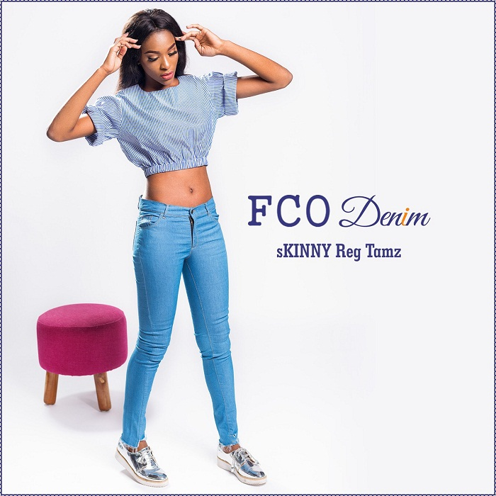 Nigerian Womenwear brand - Frankie & Co debuts Locally Made Jeans Line called FCO Denim