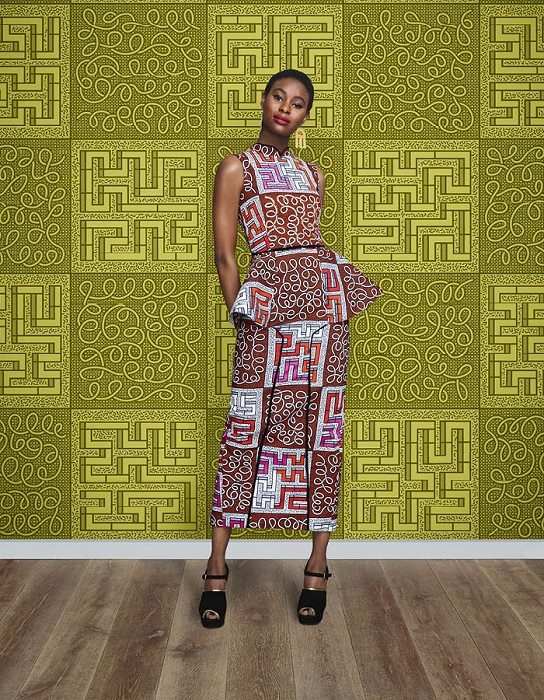 Vlisco's New S3/2017 Lookbook by Lanre DaSilva Ajayi