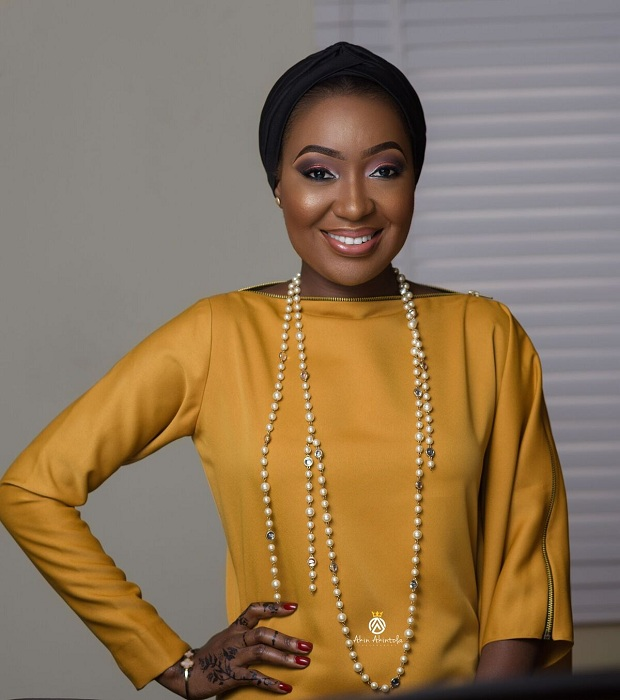 Osas Ighodaro, Idia Aisien, Maria Okan, attend Hadiza Maina's Mai-Saa Northern beauty spa launch.