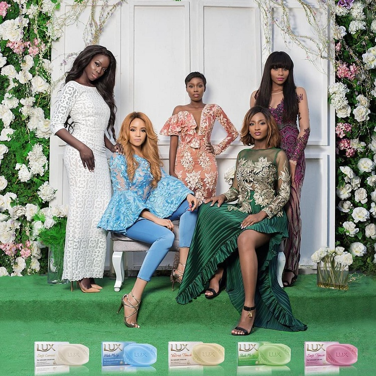 Kehinde Smith, Ezinne Alfa, Dodos Uvieghara, Dimma Umeh & Powede Lawrence feature in Lux by MAJU Campaign