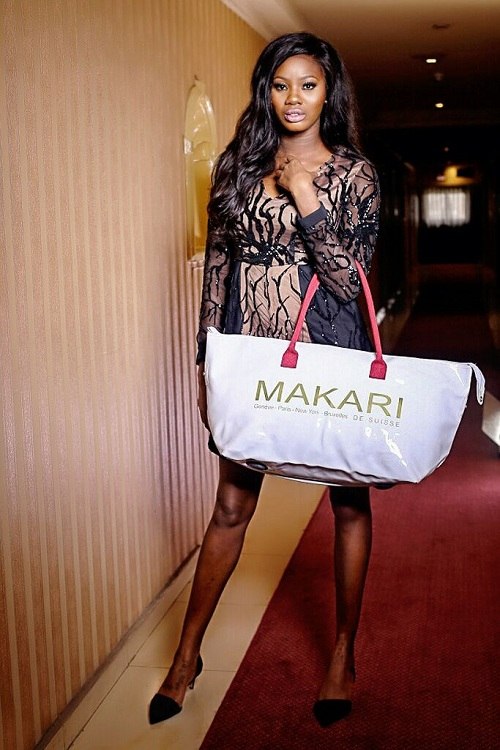 Makari de Suisse Appoints Melanin Goddess- Mercy Ajisafe as its Beauty Muse