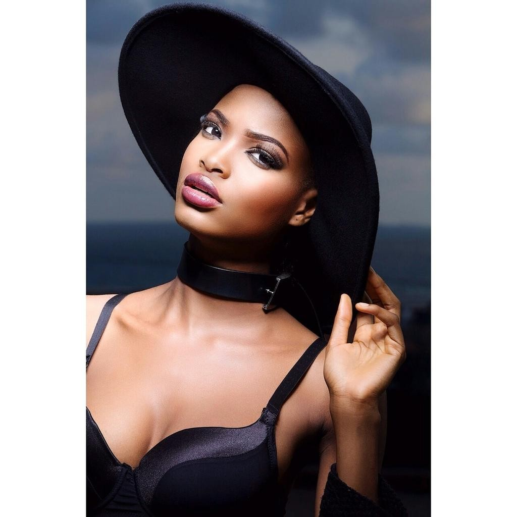 Nigeria's Elite Model Nneoma Anosike Signs to Ford Models